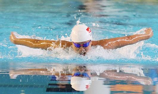 Ánh Viên giành 2 HCV trong ngày khởi tranh môn bơi đại hội