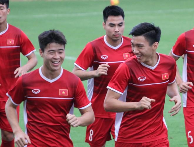 Tuyển Việt Nam có khoảng 15 ngày tập luyện cho Asian Cup 2019