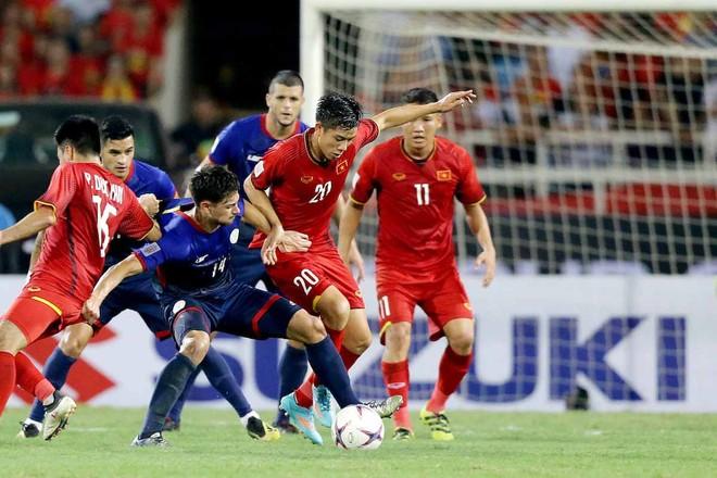 HLV Eriksson của tuyển Philippines (ảnh trên) đánh giá ĐT Việt Nam là ứng viên số 1 cho chức vô địch AFF Cup 2018