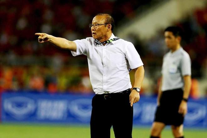 HLV Park Hang-seo đã có tính toán và đấu pháp hợp lý để buộc Philippines thua tâm phục