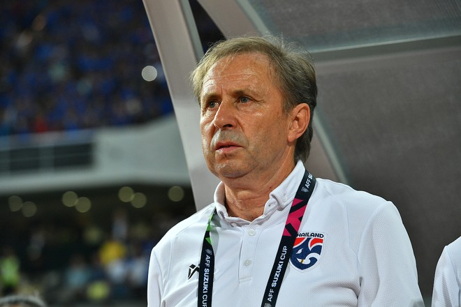 Ghế HLV trưởng của ông Rajevac có thể bị đe dọa sau khi không hoàn thành mục tiêu vô địch AFF Cup 2018 cùng ĐT Thái Lan
