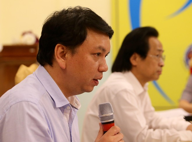 Tổng thư ký VFF Lê Hoài Anh xác nhận chỉ bán tối đa 2 vé/người