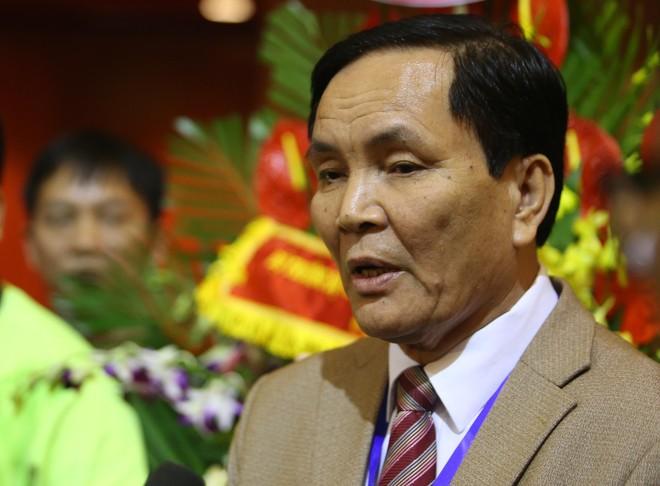 Phó Chủ tịch tài chính và vận động tài trợ VFF Cấn Văn Nghĩa