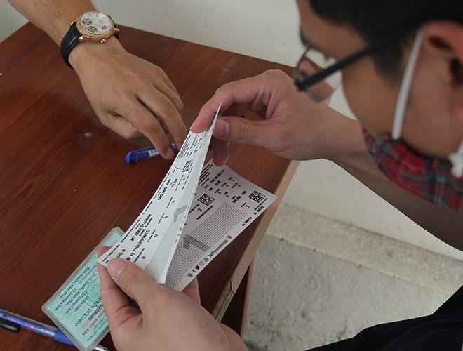 VFF sẽ tiến hành trả vé cho khách hàng từ 9h sáng 13-12