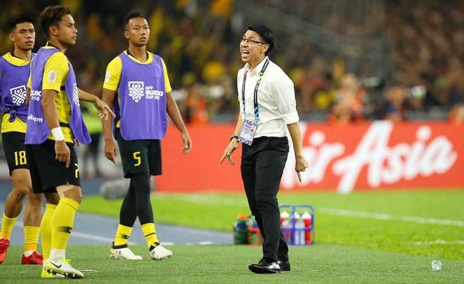 HLV Tan Cheng Hoe muốn học trò giữ được sự hưng phấn cho trận tái đấu trên sân Mỹ Đình