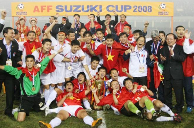 Những nhà vô địch AFF Cup 2008 sẽ tề tựu tại Mỹ Đình để tiếp lửa đàn em trong trận chung kết AFF Cup 2018