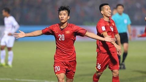 Phan Văn Đức trưởng thành từ giải U21, sua khi được HLV Park tin dùng đã tỏa sáng rực rỡ ở cả cấp độ đội tuyển U23, Olympic và ĐTQG