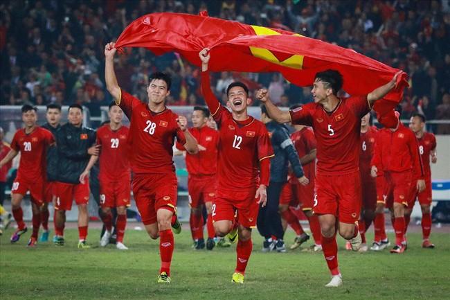 ĐT Việt Nam tiếp tục số 1 Đông Nam Á trên bảng xếp hạng FIFA