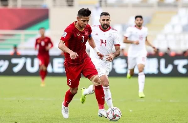 Quế Ngọc Hải lọt đội hình tiêu biểu vòng bảng Asian Cup 2019