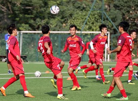Năm Kỷ Hợi này, U22 Việt Nam sẽ hướng tới 2 mục tiêu lịch sử của bóng đá Việt Nam là vô địch SEA Games và giành vé Olympic 2020