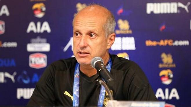 HLV trưởng U23 Thái Lan - Alexander Gama
