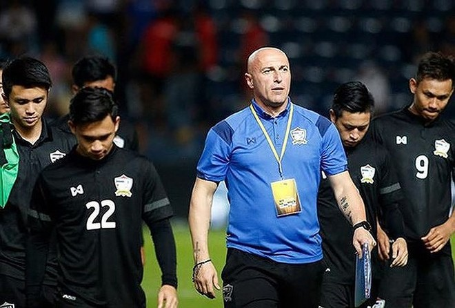 U23 Thái Lan từng thất bại ê chề tại giải châu Á năm 2018