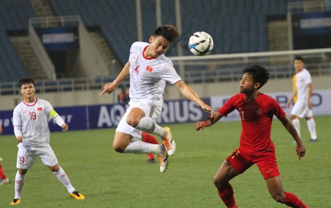 Chỉ có thắng Thái Lan, U23 Việt Nam (áo trắng) mới nắm quyền tự quyết