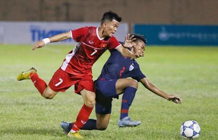 U19 Việt Nam sẽ tái đấu U19 Thái Lan ở trận chung kết ngày 30-3