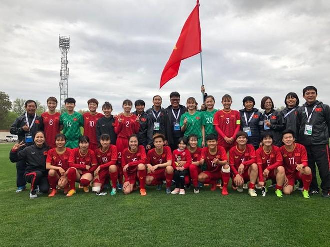 Thầy trò HLV Mai Đức Chung hướng đến cú đúp vô địch Đông Nam Á trong năm nay