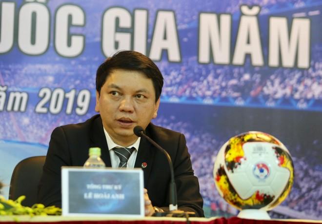 Tổng thư ký VFF Lê Hoài Anh