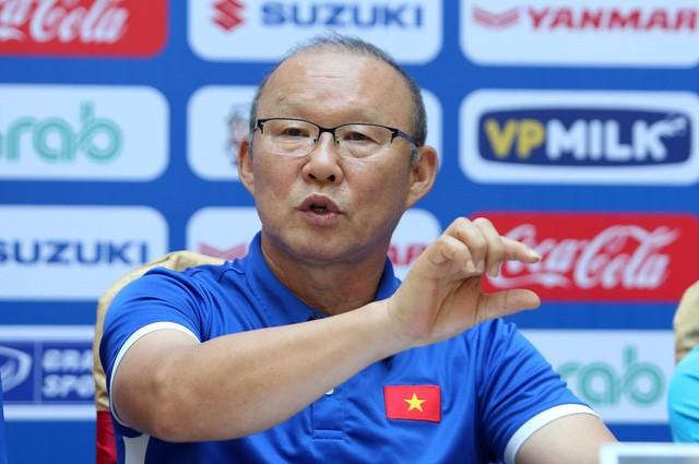 Ngoài 5 tuần chuẩn bị trước SEA Games, HLV Park Hang-seo yêu cầu mỗi tháng có một đợt tập trung cho U23 rèn quân