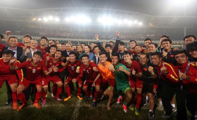 Sau chức vô địch AFF Cup 2018, người hâm mộ kỳ vọng thầy trò Park Hang-seo sẽ hiện thực hóa giấc mơ World Cup