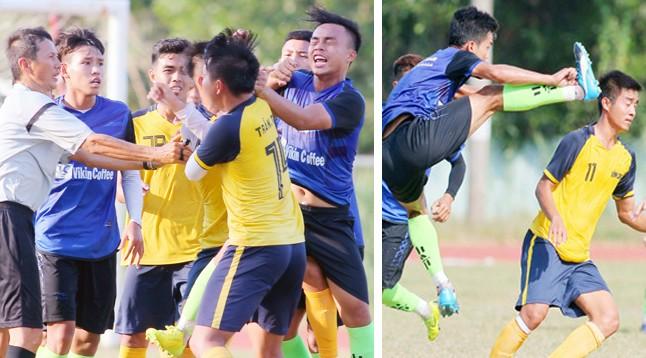 Vụ xô xát ở trận đấu tập với CLB Vĩnh Long được cho là nguồn cơn dẫn đến việc CLB Bến Tre không được dự giải hạng nhì quốc gia 2019