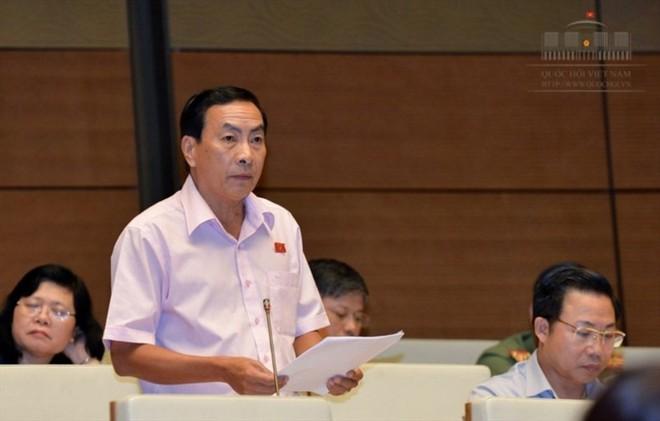 Đại biểu Nguyễn Văn Hoà