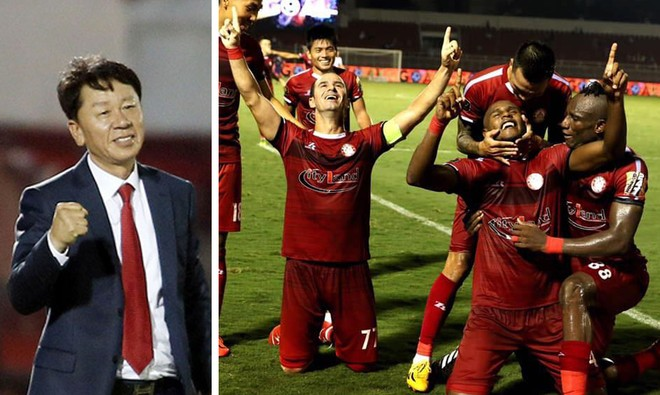 Bạn ông Park giúp CLB TP.HCM làm điều hiếm có sau 3 năm lên chơi V-League ảnh 1