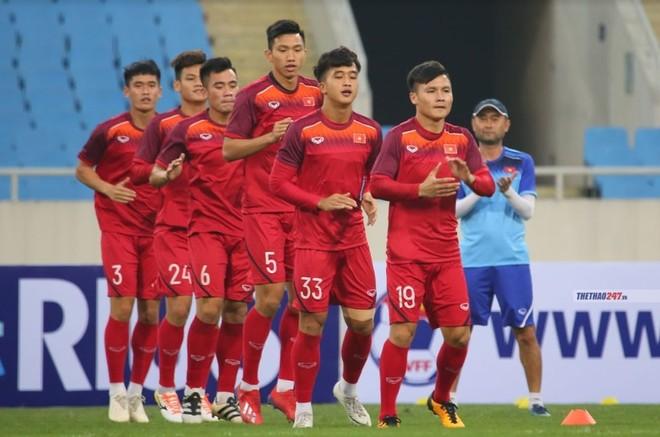 U23 Việt Nam sẽ có tới 5 đợt tập trung, với nhiều đối thủ chất lượng trước khi tranh vàng SEA Games vào tháng 11-2019