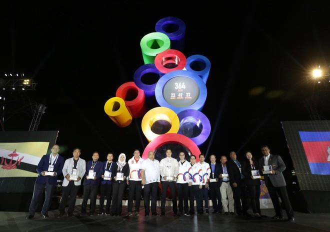 SEA Games 2019 dự kiến diễn ra từ 30-11 đến 11-12, quy tụ gần 10.000 VĐV đến từ 11 quốc gia trong khu vực Đông Nam Á