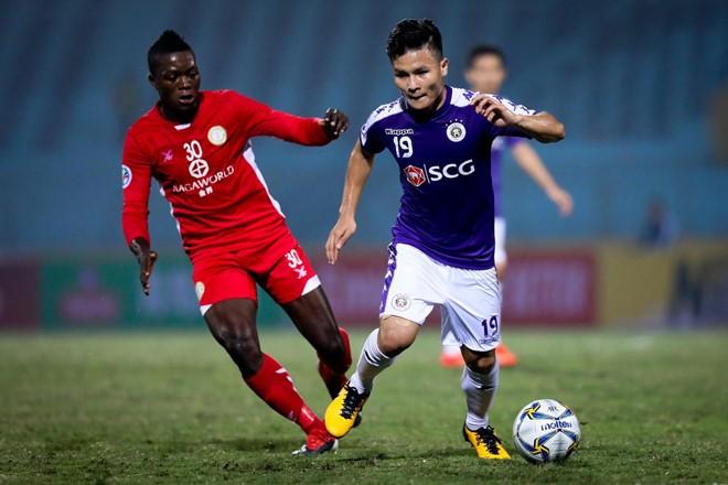 Chung kết khu vực Đông Nam Á AFC Cup 2019 sẽ là derby của hai đại diện Việt Nam