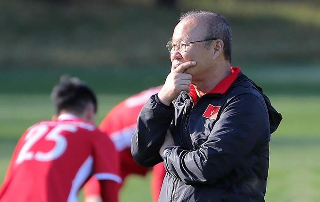 HLV Park Hang-seo có 9 ngày để giải quyết nhiều vấn đề nội tại của đội tuyển trước khi quyết đấu chủ nhà Thái Lan ngày 5-9