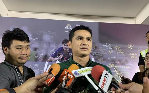 Cựu HLV Thái Lan Kiatisuk cho rằng ĐT Thái Lan cần phải thắng Việt Nam ngày 5-9 để lấy lại sự tự tin