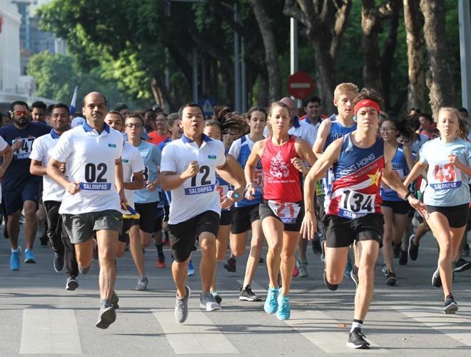 1.500 vận động viên chuyên nghiệp và phong trào cùng tranh tài tại vòng chung kết