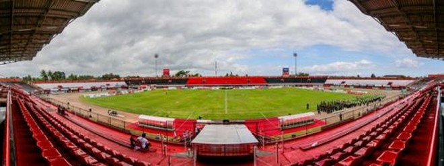 Sân Kapten I Wayan Dipta - nơi dự kiến tổ chức trận Indonesia - Việt Nam ngày 15-10