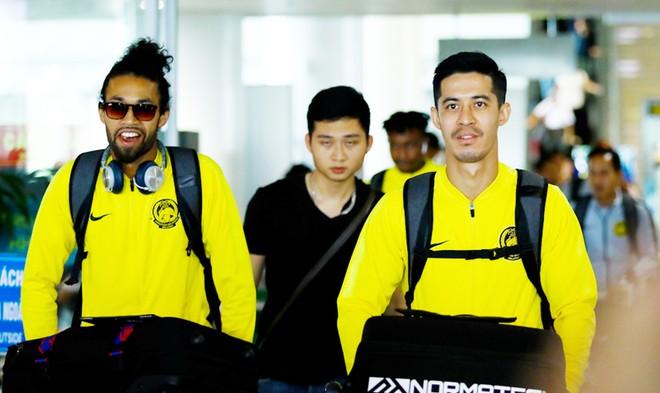 Các cầu thủ Malaysia có tâm lý khá thoải mái khi tới Hà Nội