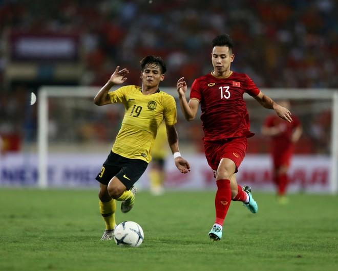 HLV Park Hang-seo hài lòng với màn thể hiện của học trò trước Malaysia
