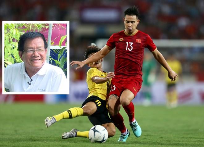 Chuyên gia Trịnh Minh Huế cho rằng Malaysia đã thất bại ý đồ chơi pressing từ xa, trước khi bị thủng lưới và chấp nhận kết quả trận đấu
