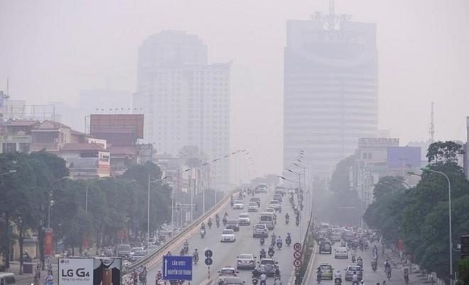 Ô nhiễm không khí tại những thành phố lớn ảnh hưởng tới chất lượng đời sống người dân