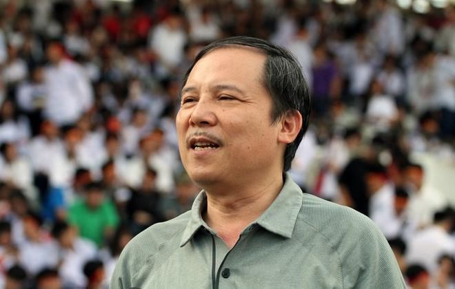 Trưởng phòng Chính trị tư tưởng Sở GD-ĐT Hà Nội Phạm Ngọc Tuấn