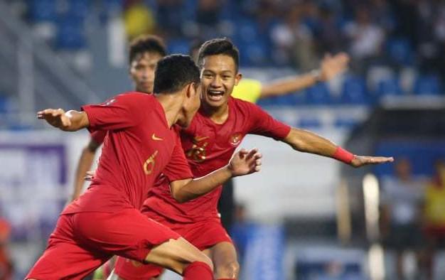 U22 Indonesia có rất nhiều cơ hội để dẫn trước 2 bàn cách biệt