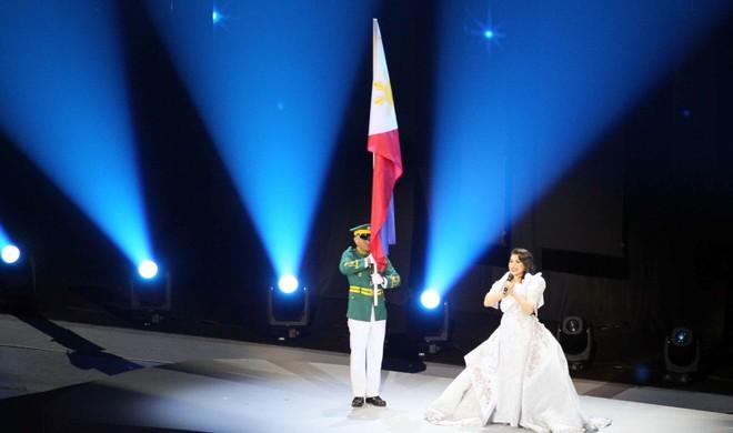 Cờ truyền thống của SEA Games sẽ được trao cho Việt Nam tại lễ bế mạc tối 11-12