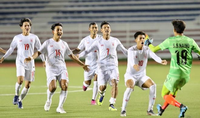 U22 Myanmar thắng nghẹt thở U22 Campuchia trong loạt 11m để giành HCĐ