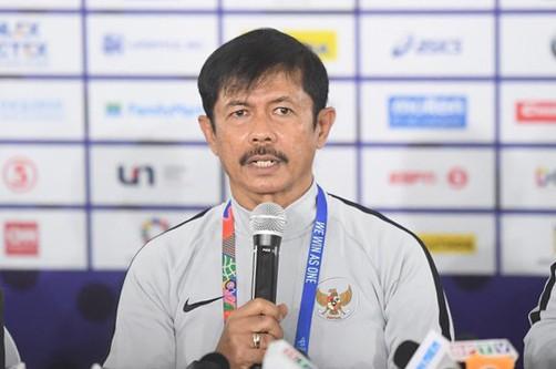 HLV Indra Sjafri thừa nhận U22 Việt Nam vô địch xứng đáng