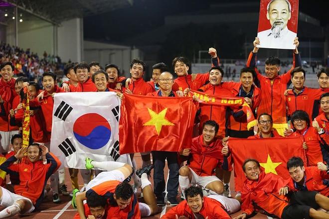 Đội bóng đá U22 cùng VĐV ở các đội tuyển khác đã chiến đấu hết mình, với ý chí của người Việt Nam để làm nên kỳ SEA Games thành công nhất lịch sử