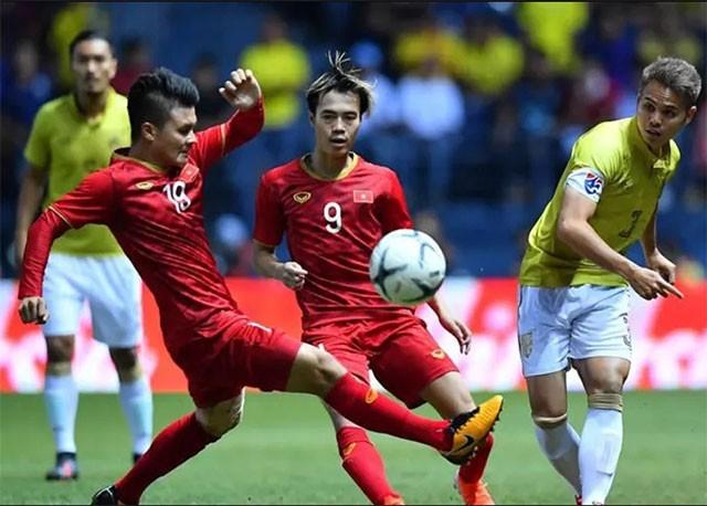 ĐT Việt Nam hạ chủ nhà Thái Lan 1-0 ngay trận ra quân King's Cup