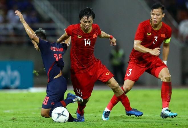 ĐT Việt Nam có điểm trước chủ nhà Thái Lan ở vòng loại World Cup 2022