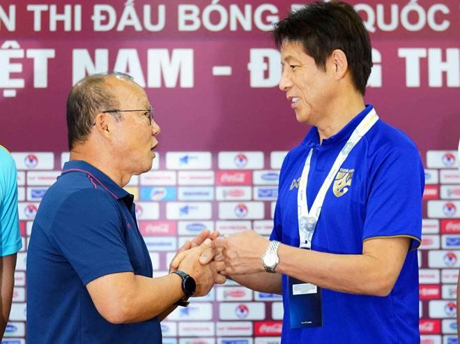 Ông Park đang giữ nhiều thông tin giúp ích cho U23 Thái Lan ảnh 1