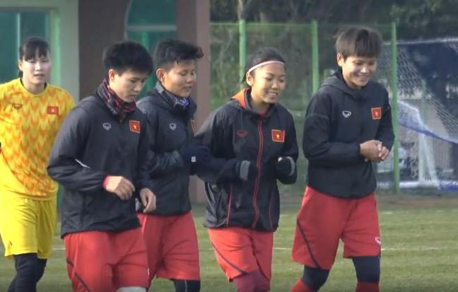 Tuyển nữ Việt Nam đã sẵn sàng cho trận quyết đấu Myanmar