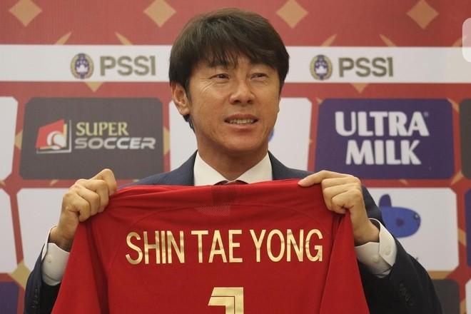 Vừa ký hợp đồng 4 năm, HLV Shin Tae-yong tự tin tái sinh đội tuyển Indonesia sau chuỗi 5 trận thua