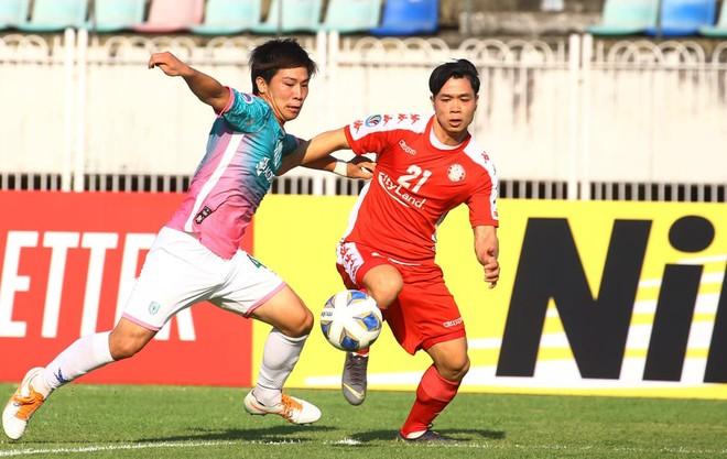 Công Phượng ghi bàn giúp TP.HCM có điểm đầu tay ở AFC Cup 2020