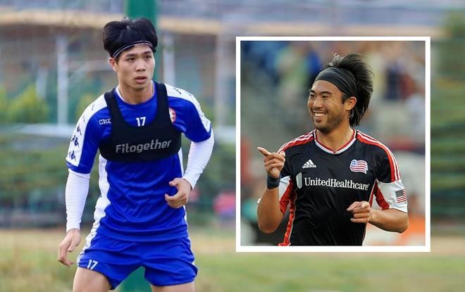 Sau Công Phượng, TP.HCM muốn đưa một cựu sao HAGL khác là Lee Nguyễn (ảnh nhỏ) về đá V-League 2020