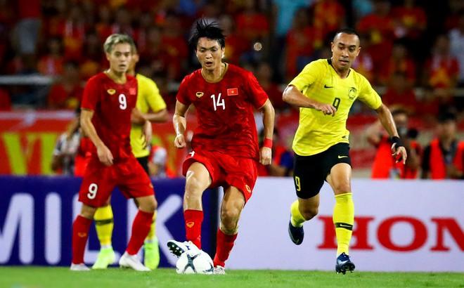 Tuấn Anh (14) có thể trở lại khi ĐT Việt Nam tái đấu Malaysia